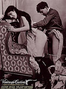 Nice Sex Actions in Various Poses in 1920 Pornography
